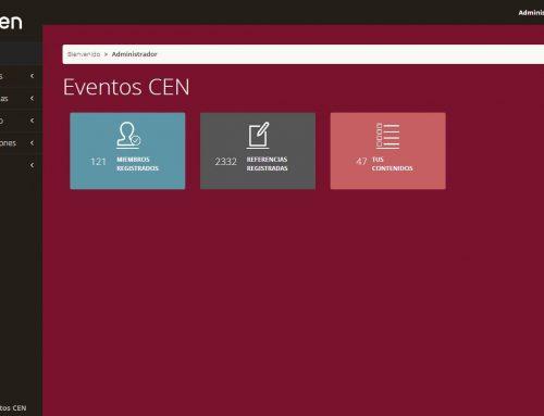 CEN – Programación de Aplicación Web