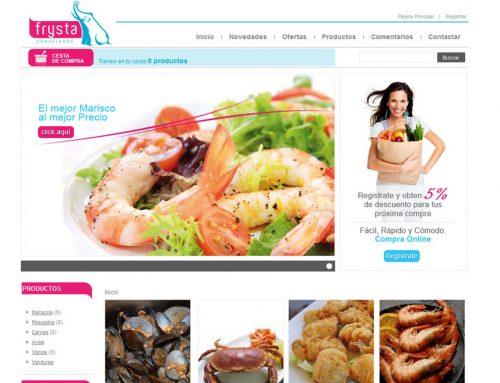 Frysta Comercio electrónico – Comercio electrónico