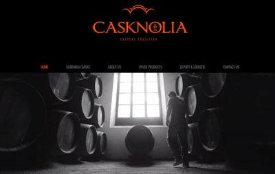 casknolia web