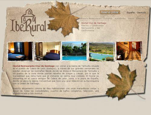 Iberural – Diseño Web