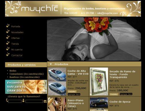 Muychic – Comercio electrónico
